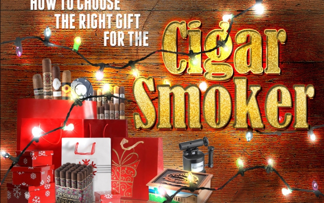 How to Choose the Right Gifts for Cigar Smokers