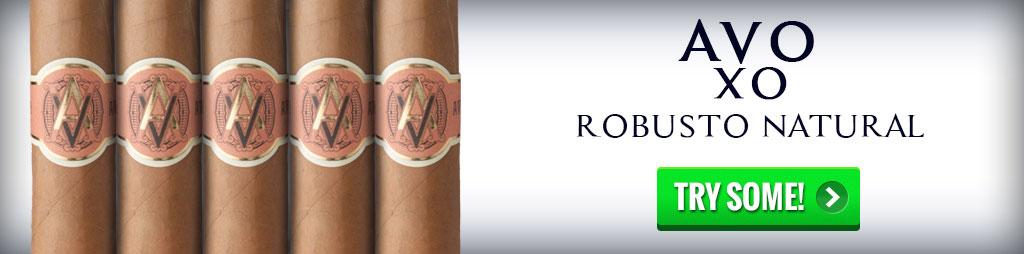 AVO XO cigar