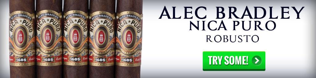 Alec Bradley Nica Puro cigars
