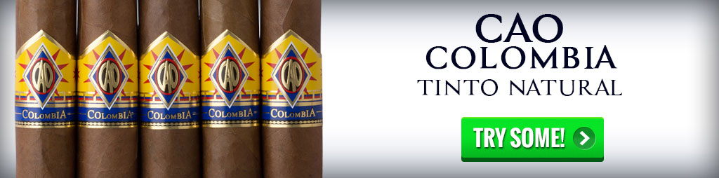 CAO colombia tinto cigars