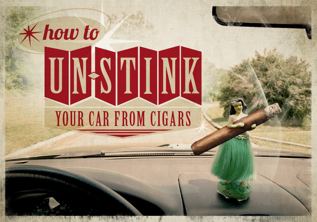 How To Un-Stink Your Car: Eliminate Cigar Smell