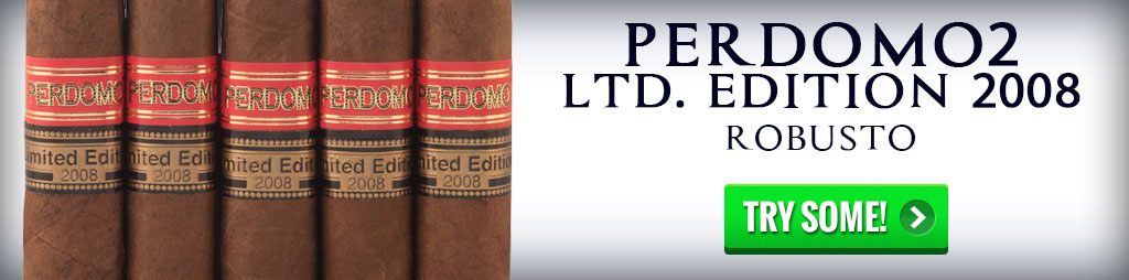 Perdomo2 limited edition 2008