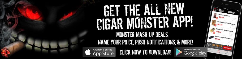 Cigar Monster App