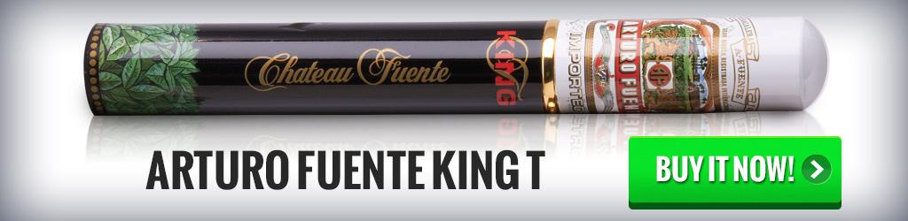 Arturo Fuente King T