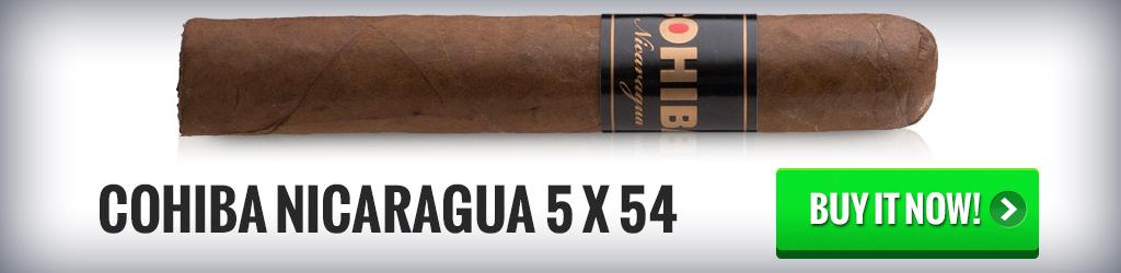 Cohiba Nicaragua 5 x 54