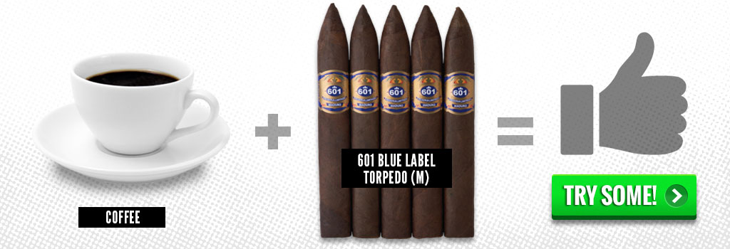 Coffees and Cigars pairing