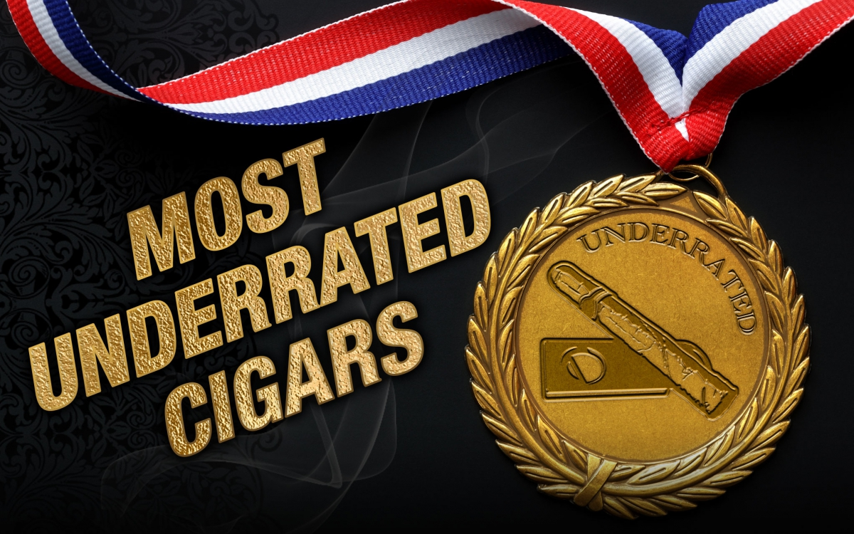 2015 CA Report: 10 Most Underrated Cigars