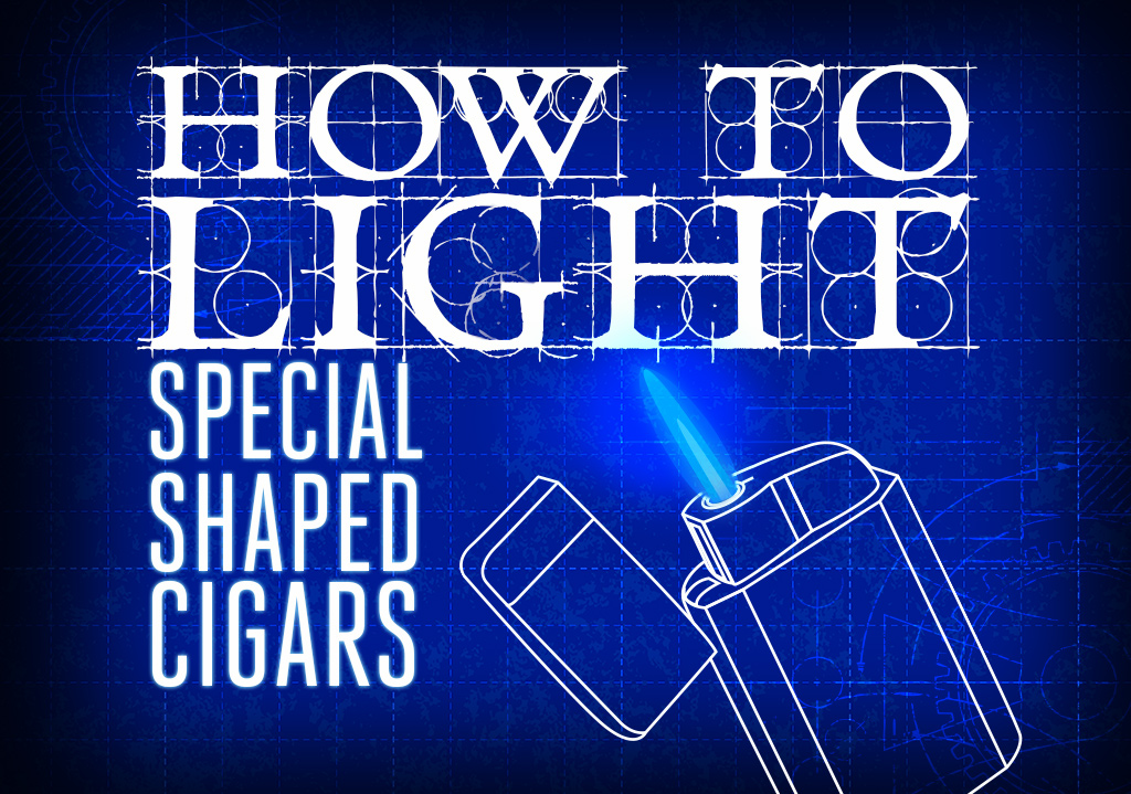 Lighting Special Size Cigars