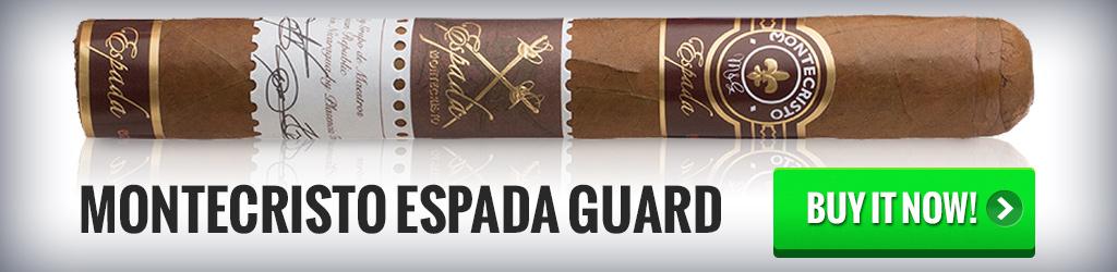 Montecristo Espada Guard