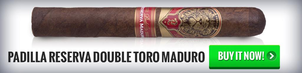 Padilla Reserva Double Toro Maduro