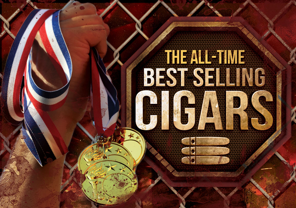 2015 CA Report: The Best Selling Cigars of All Time