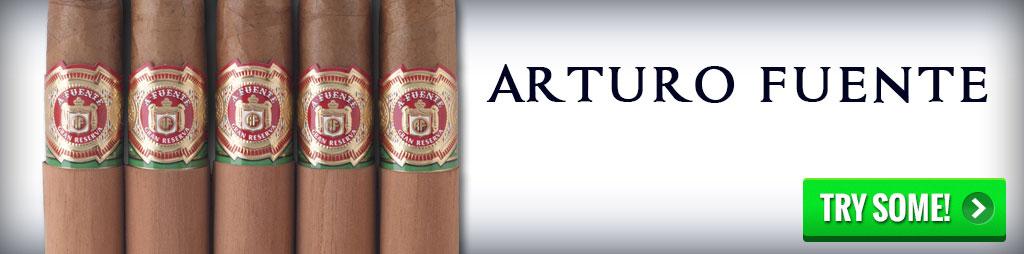 best cigars buy Arturo Fuente cigars