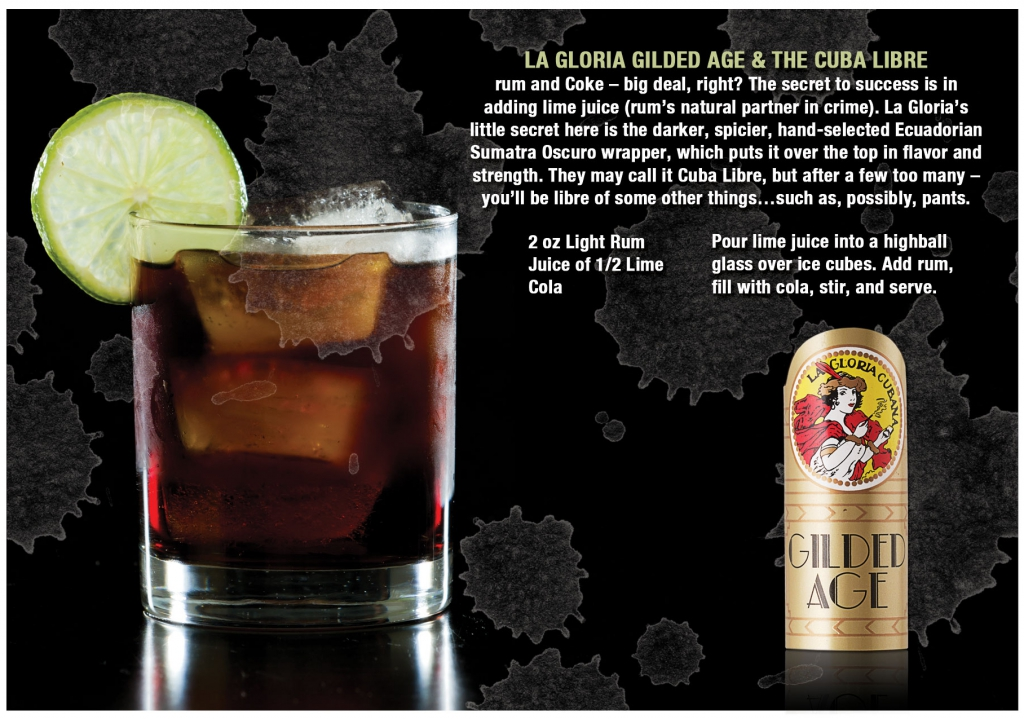 La Gloria Cubana Gilded Age