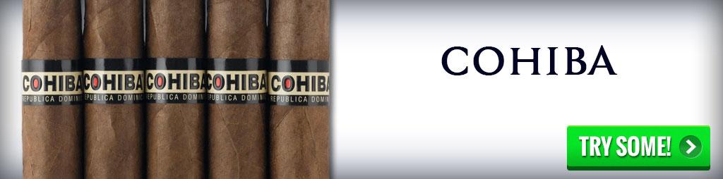 best cigars buy Cohiba cigars