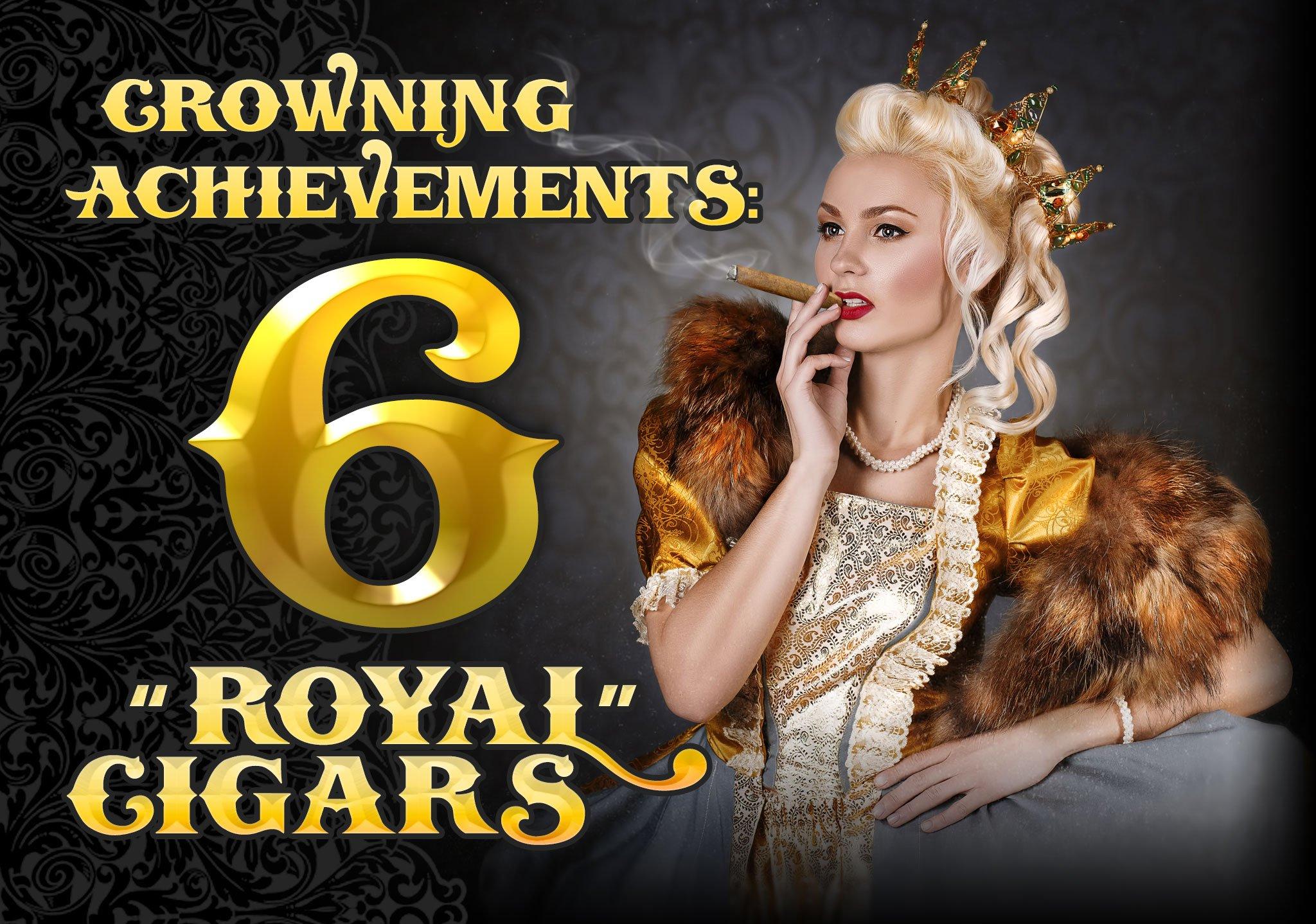2015 CA Report: Cigar Royalty – Cigar with Regal Names