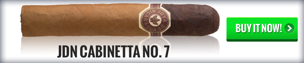 Joya de Nicaragua Cabinetta Serie No. 7
