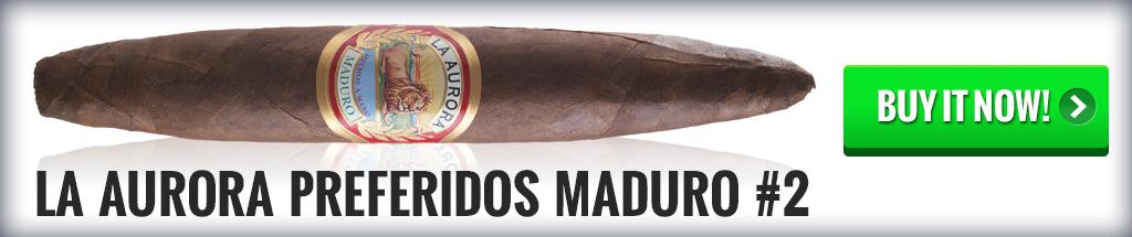 La Aurora Preferidos Maduro #2