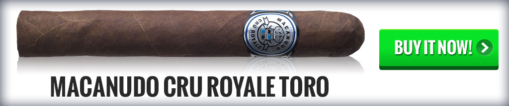 Macanudo Cru Royale Toro