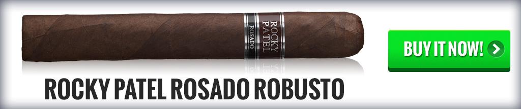 Rocky Patel Rosado Robusto
