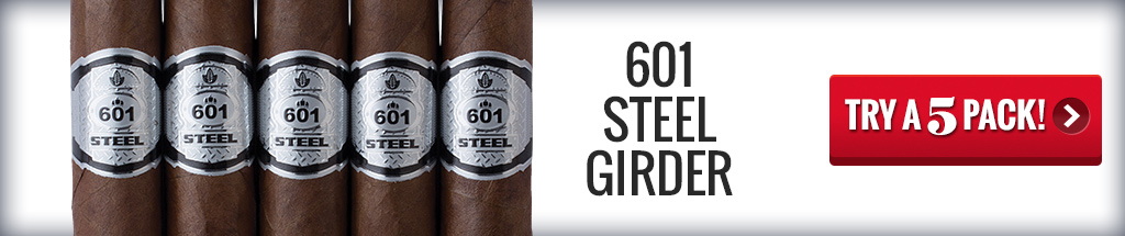 601 steel cigars on sale