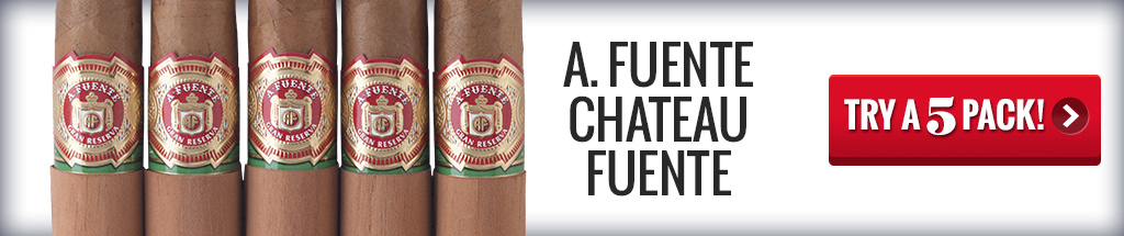 Arturo Fuente Chateau Fuente cigars on sale