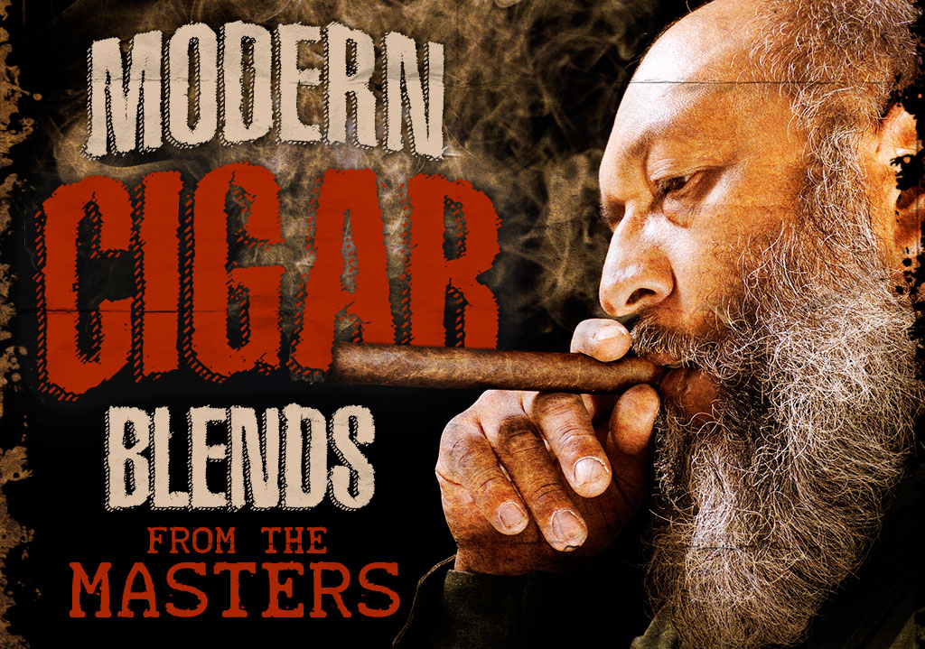 2015 CA Report: 9 Modern Cigar Blends from the Masters