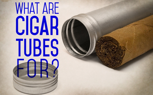 What are Cigar Tubes REALLY Used For?