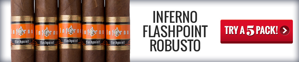 inferno flashpoint cigars on sale