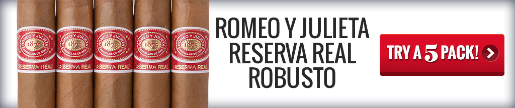 romeo reserve real cigars on sale