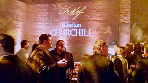 Cigar Event - Davidoff Winston Churchill