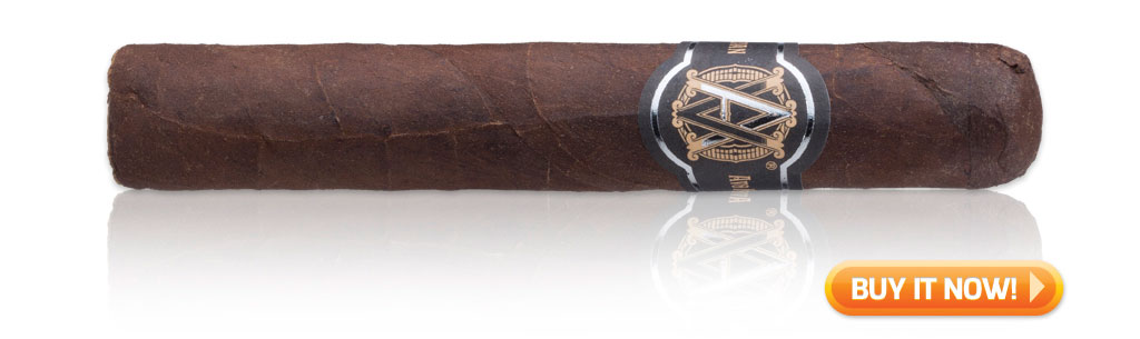 AVO maduro cigars on sale cigar wrapper