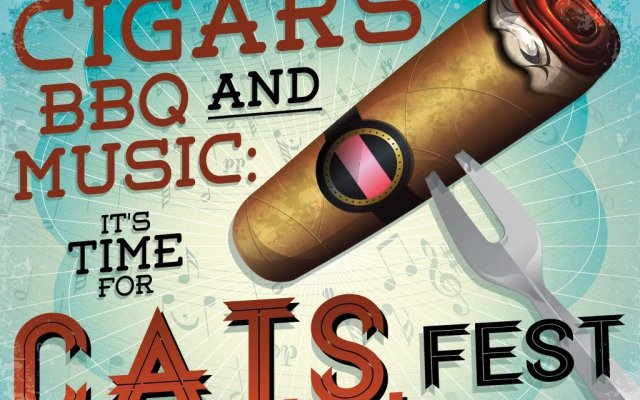Cigars, BBQ & Music: It's time for CATS FEST!