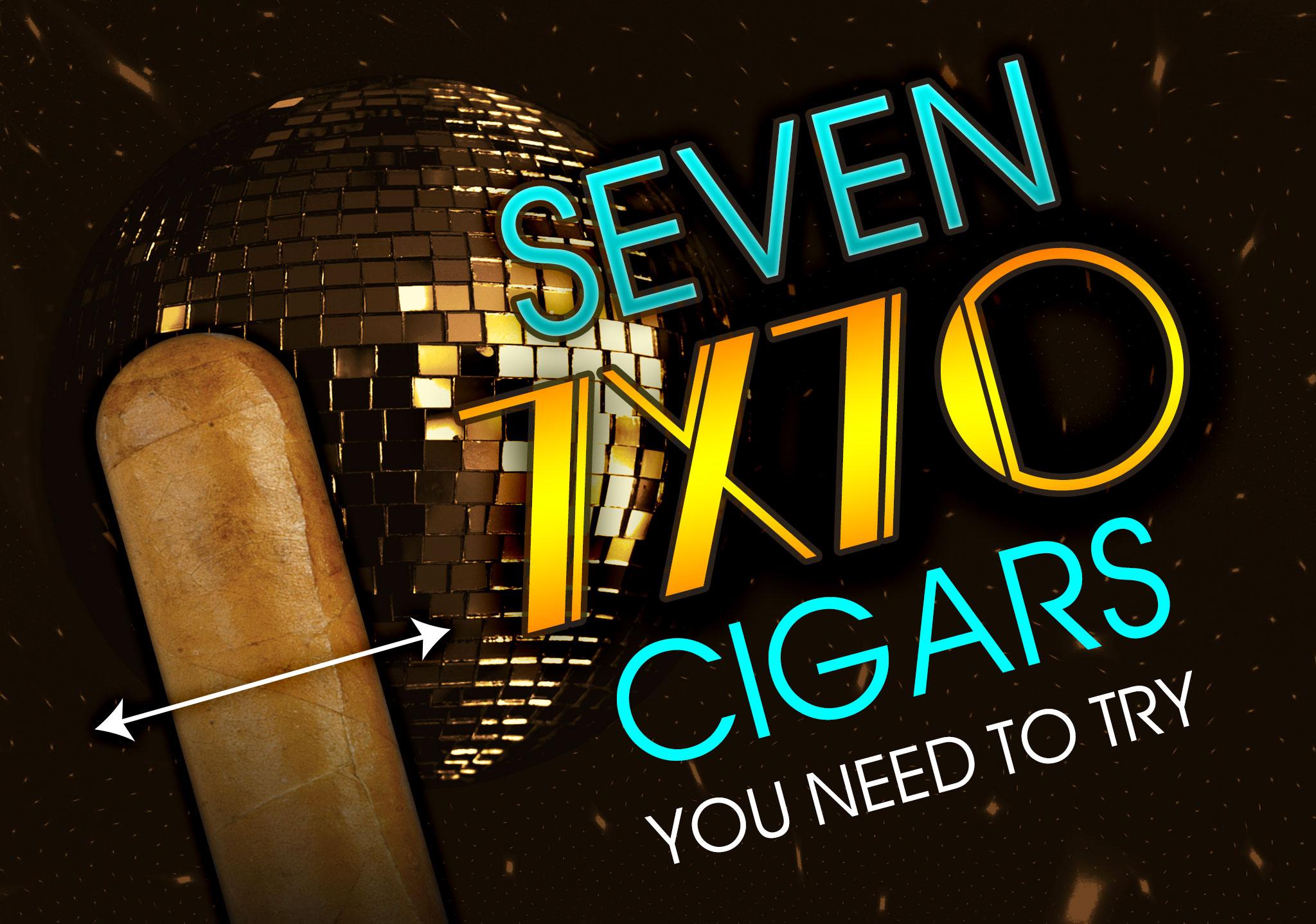 2015 CA Report: Top Seven 7 x 70 Ring Gauge Cigars