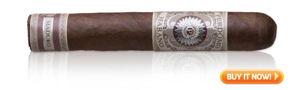 Perdomo Habano maduro cigars on sale
