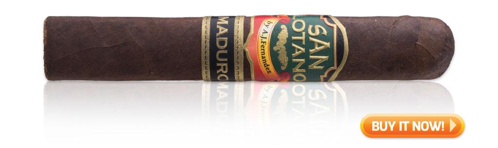 San Lotano maduro cigars on sale