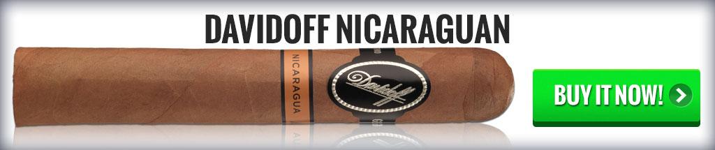davidoff nicaragua cigars on sale