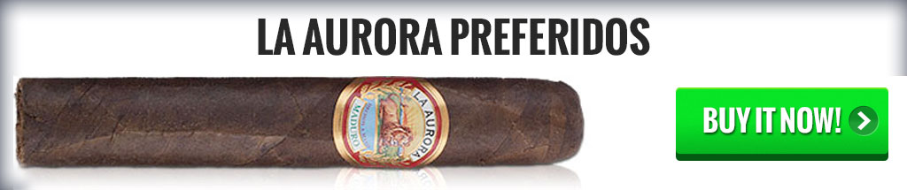 la aurora preferidos cigars on sale