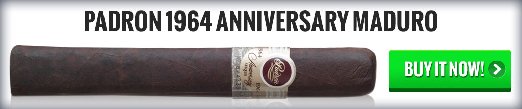 padron 1964 Anniversary maduro cigars on sale