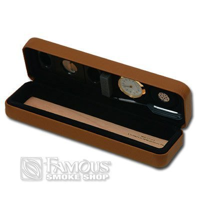 csonka 3 cigar pocket travel humidor
