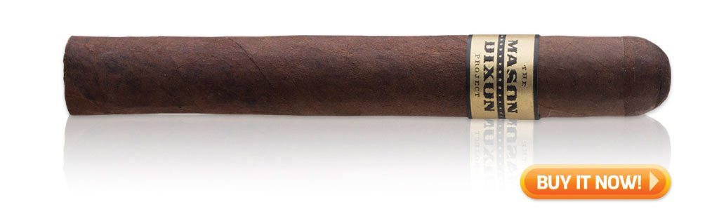 Crowned Heads Mason Dixon cigars on sale cult following