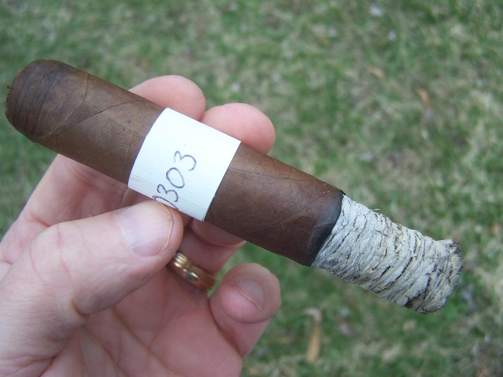 oliva serie v blind cigar review Picture3
