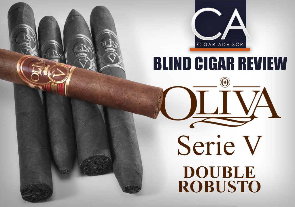 oliva serie v cigar review blind cigar review