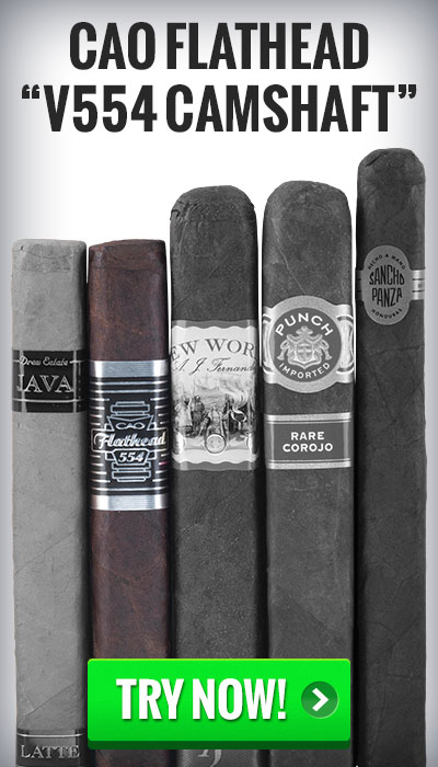 box-pressed cigars cao flathead cigars on sale