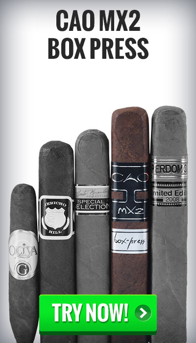 cao mx2 cigars on sale