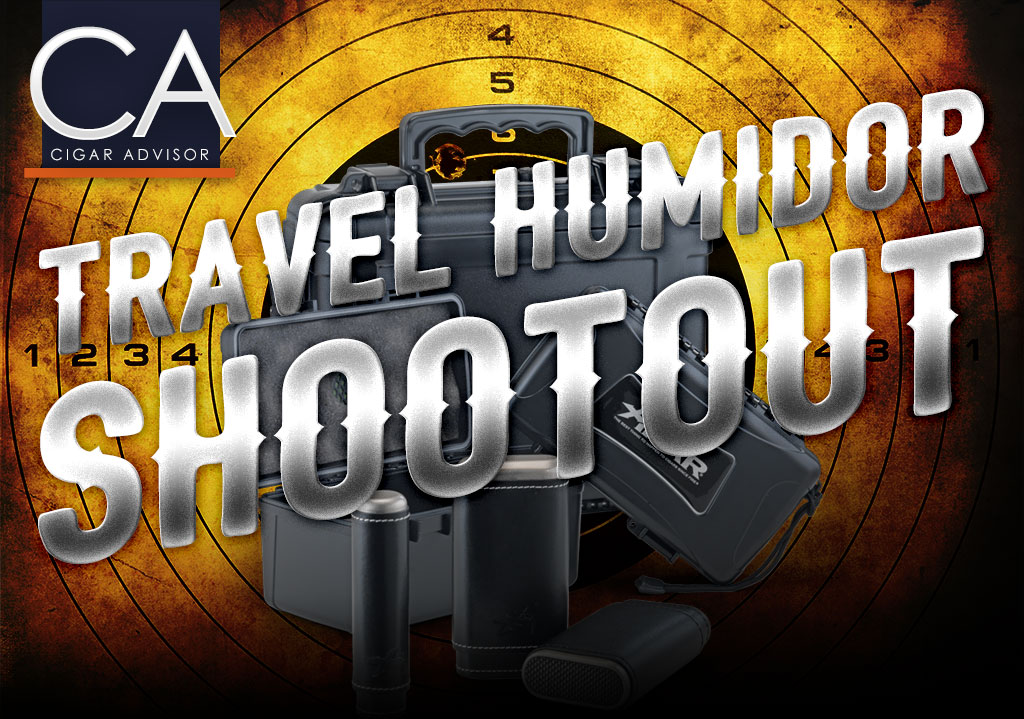 Shootout: Travel Humidor Buying Guide