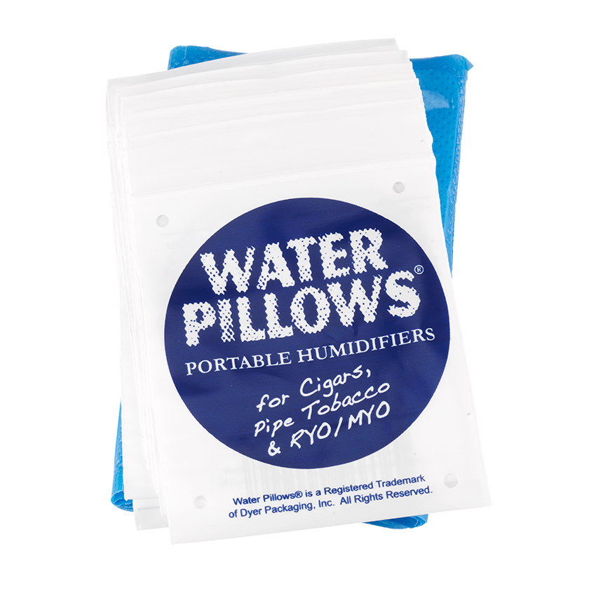 water pillow cigar humidifier
