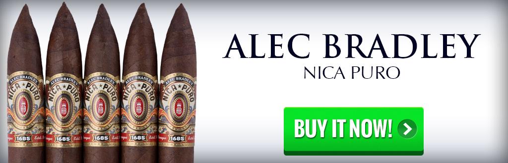 alec bradley nica puro cigars on sale nicaraguan puro