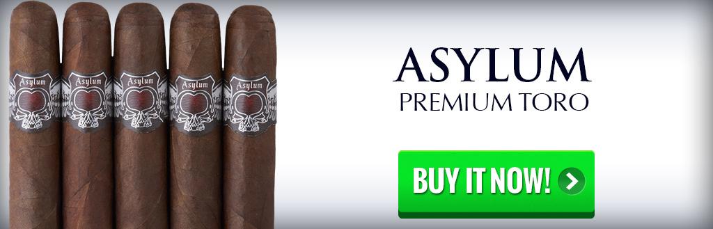 asylum premium asylum cigars on sale nicaraguan puro