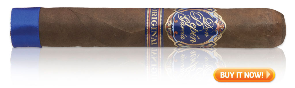 Don Pepin Blue 4th of July cigars