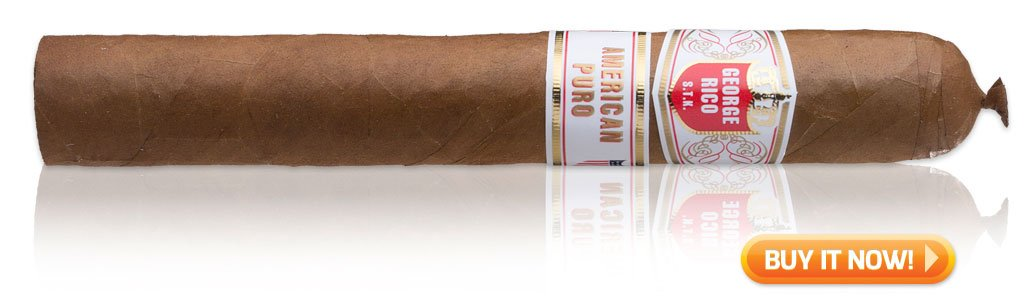 George Rico American Puro 4th of July cigars